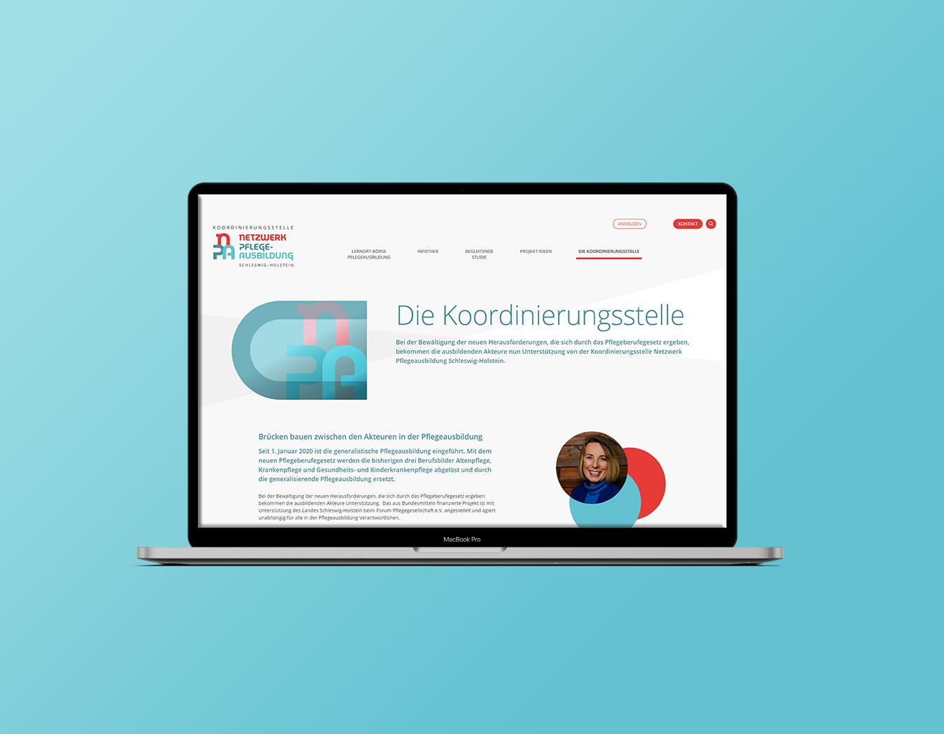 Read more about the article Logo, Website und Visitenkarten